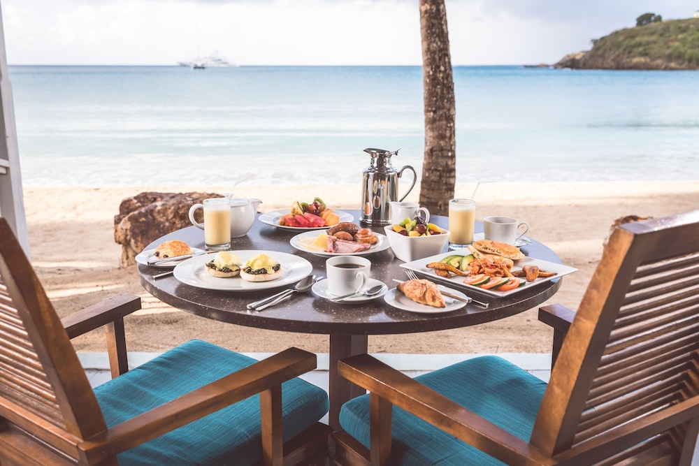 Breakfast Meal, Carlisle Bay