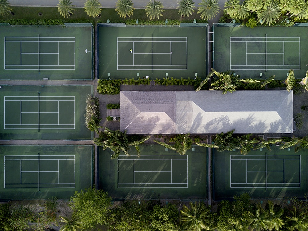 Tennis Court, Carlisle Bay