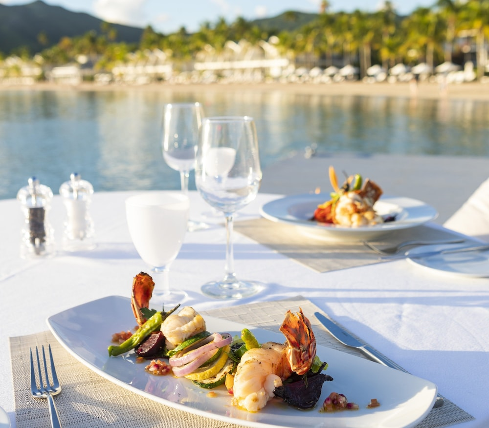 Outdoor Dining, Carlisle Bay