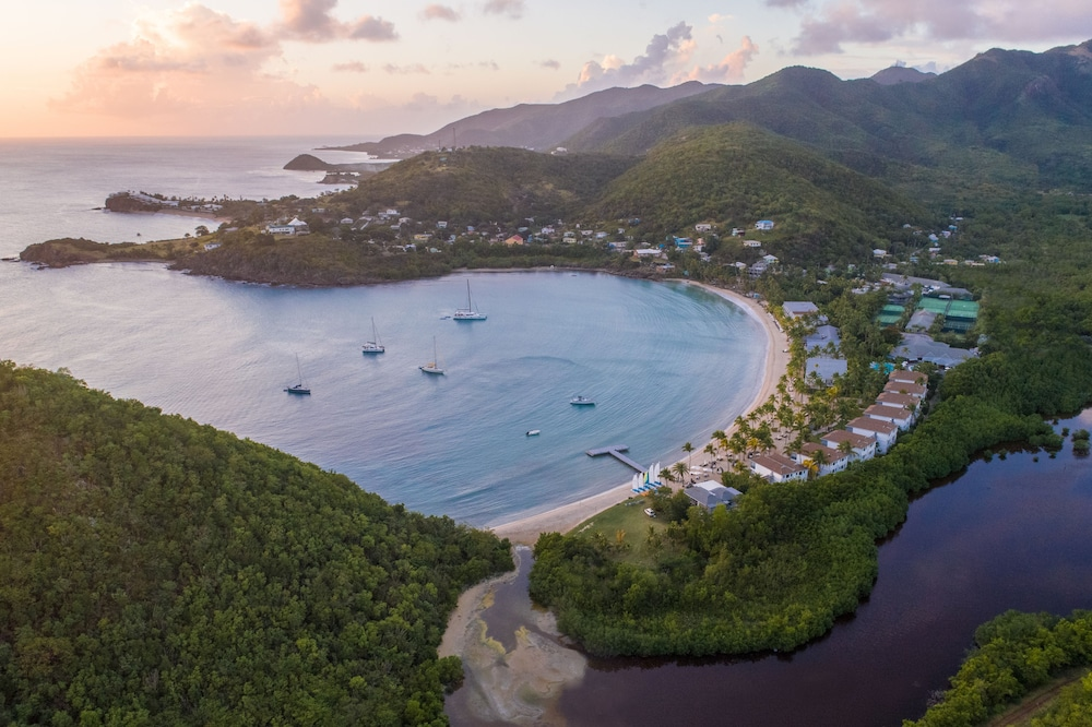 Aerial View, Carlisle Bay