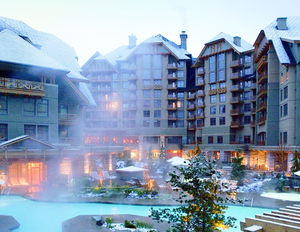 Exterior, Four Seasons Resort Whistler