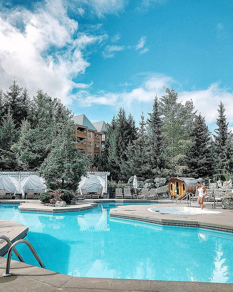 Pool, Four Seasons Resort Whistler