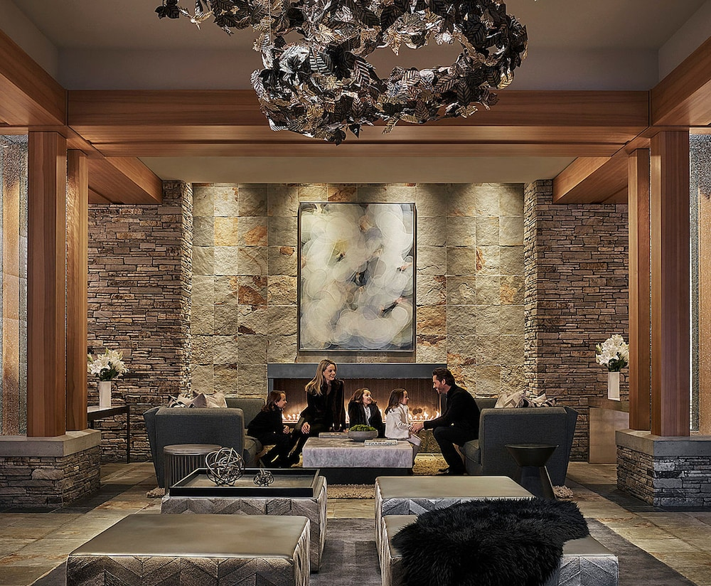 Lobby Sitting Area, Four Seasons Resort Whistler