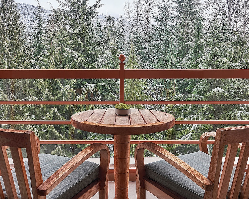 Balcony, Four Seasons Resort Whistler