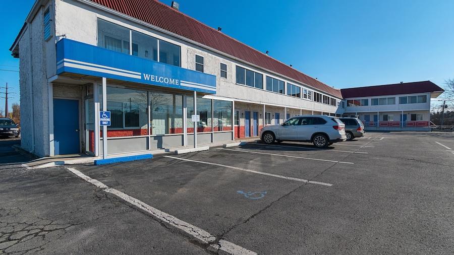 Motel 6 Frackville, PA