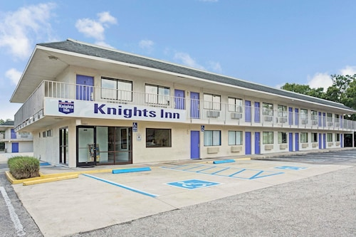 Knights Inn Jacksonville at Harts Rd