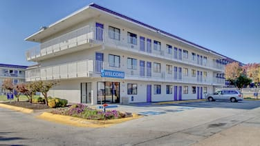 Motel 6 Capitol Heights, MD - Washington