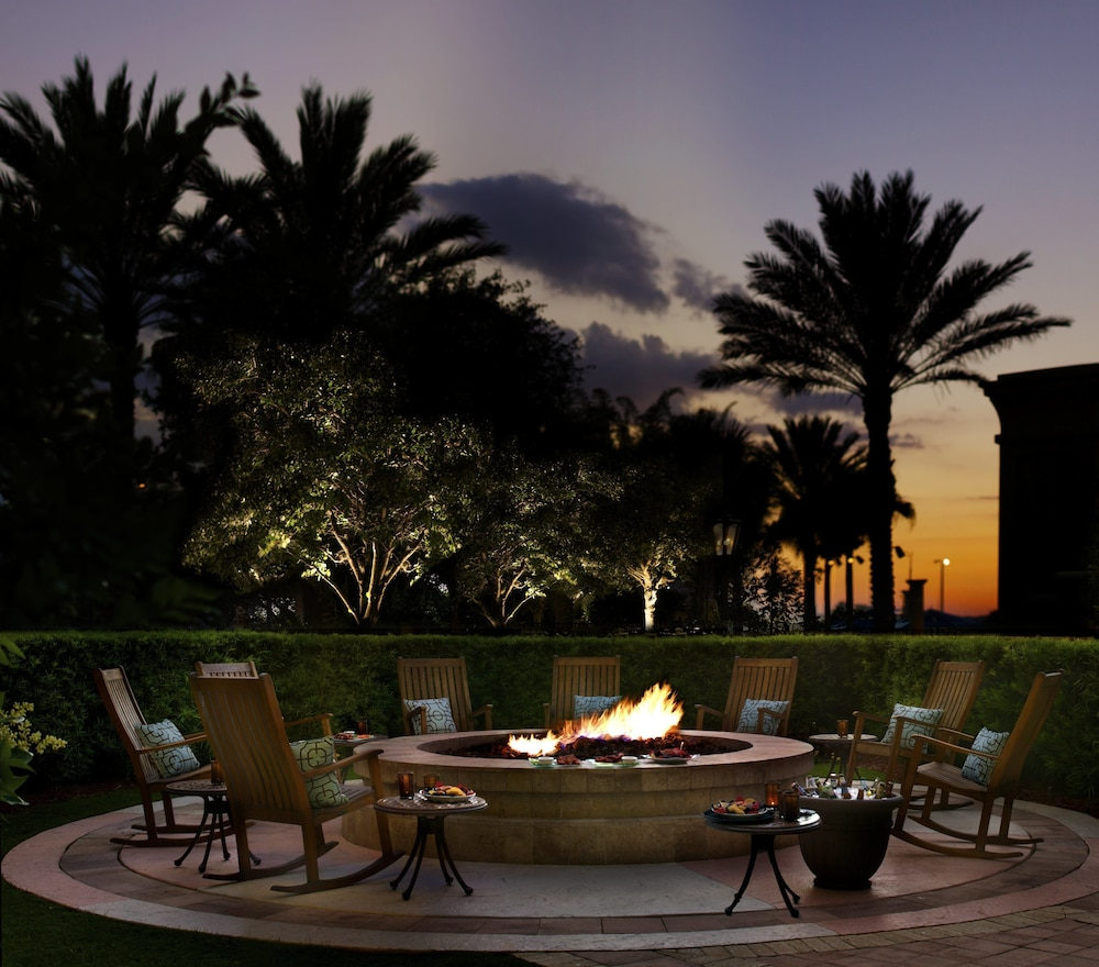 Rooftop terrace, Omni Orlando Resort at ChampionsGate