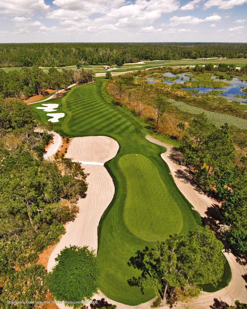 Golf, Omni Orlando Resort at ChampionsGate