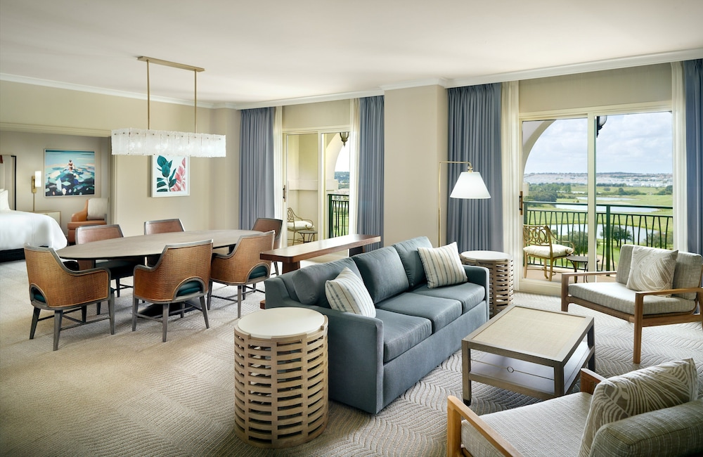 Living Area, Omni Orlando Resort at ChampionsGate