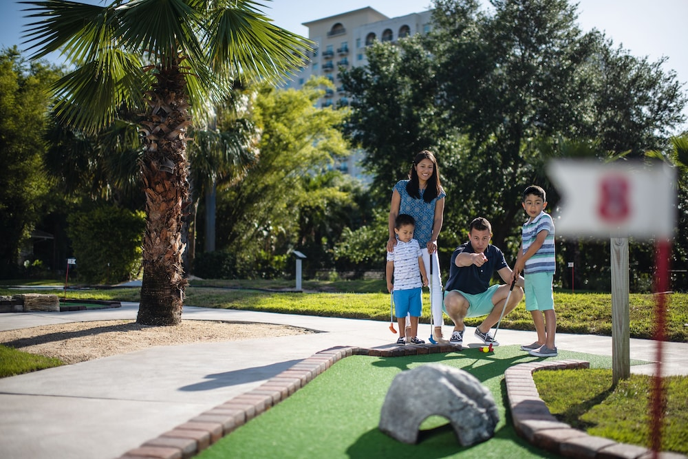 Mini-Golf, Omni Orlando Resort at ChampionsGate
