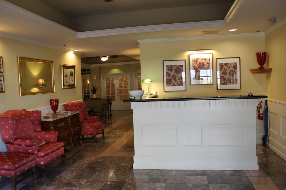 Reception, Hotel Chester