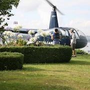 直升机/飞机旅行