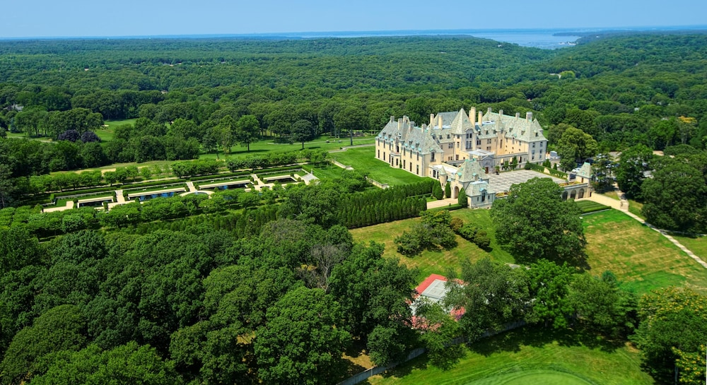 Aerial View, Oheka Castle Hotel & Estate