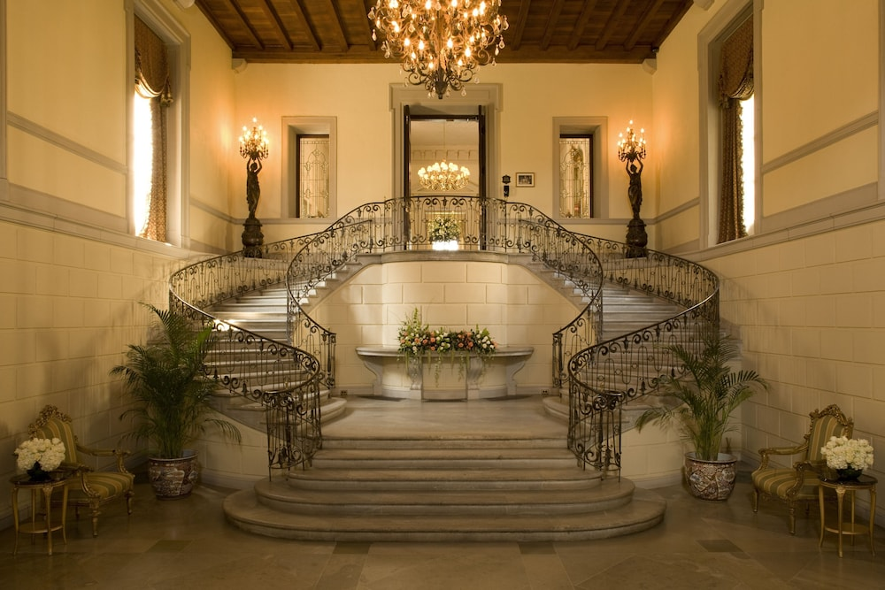 Interior Entrance, Oheka Castle Hotel & Estate