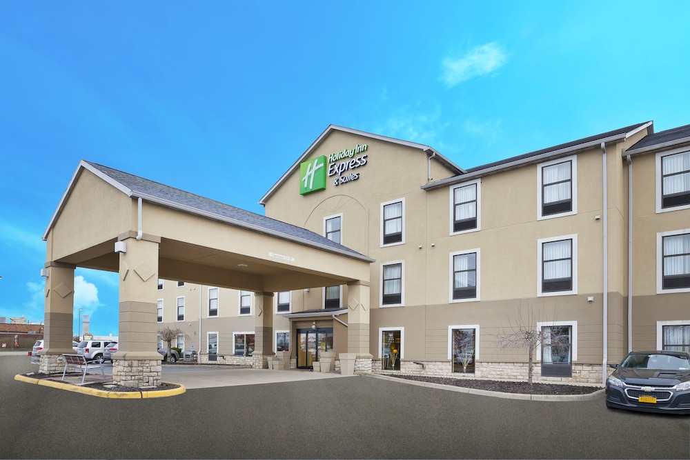 Exterior, Holiday Inn Express Circleville