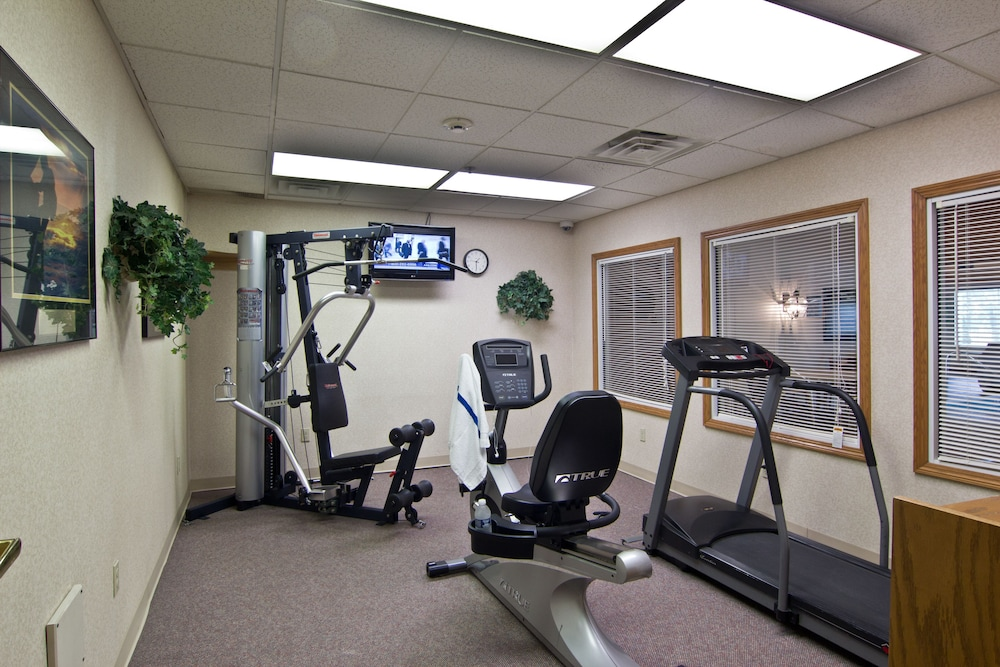 Fitness Facility, Coshocton Village Inn and Suites