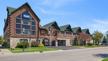 Rodeway Inn & Suites Mackinaw City - Bridgeview