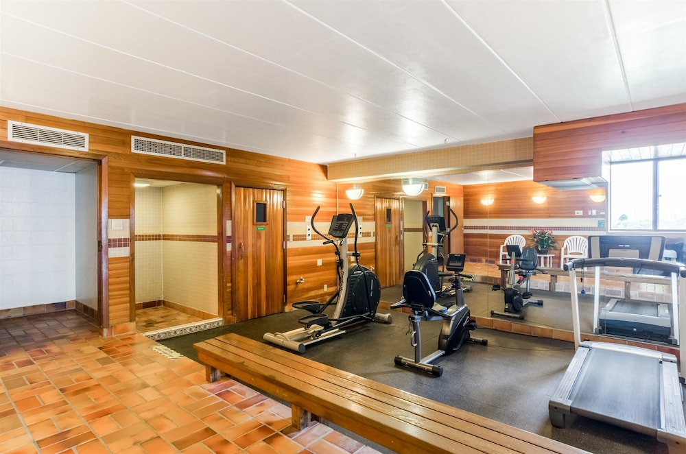 Fitness Facility, Motel 6 Gillette, WY