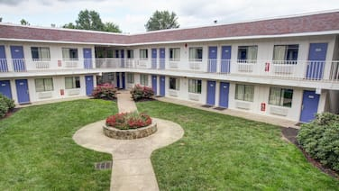 Motel 6 Elkton, MD