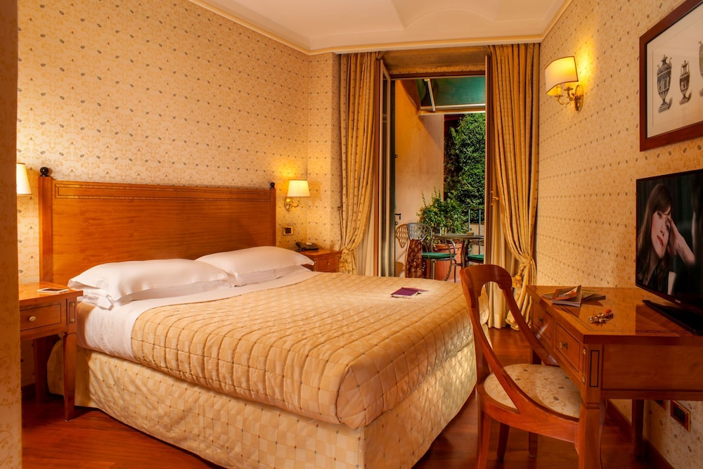 Hotel Piranesi Rome