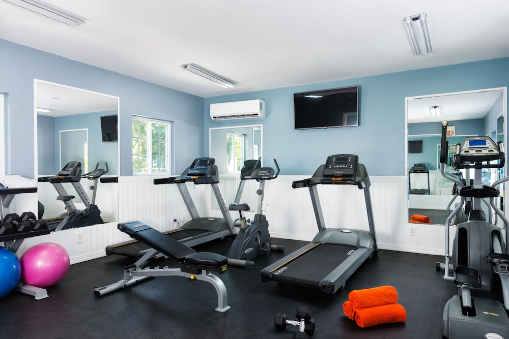Gym, Beach House - ALL-INCLUSIVE Adults Only