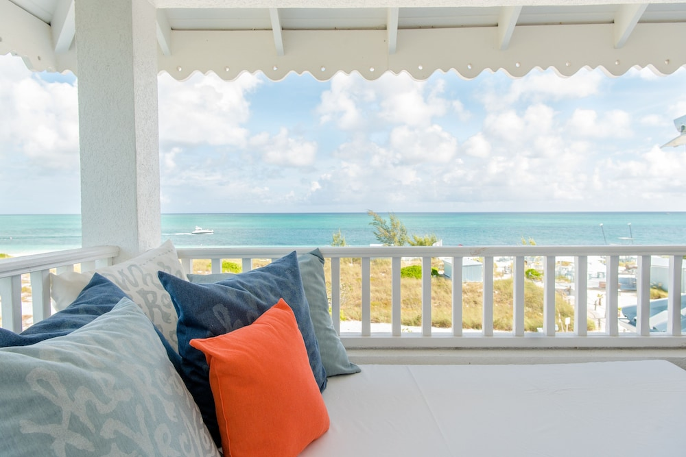 Balcony, Beach House - ALL-INCLUSIVE Adults Only