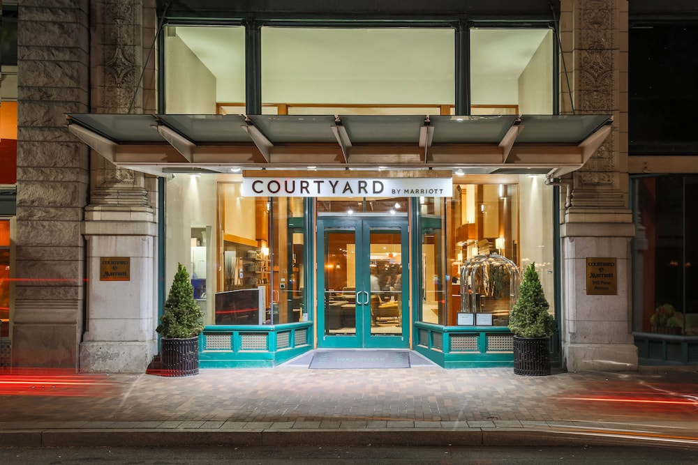 Courtyard by Marriott Pittsburgh Downtown Deals & Reviews