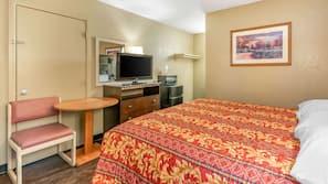 각각 다르게 가구가 비치된 객실, 책상, 암막 커튼, 무료 WiFi