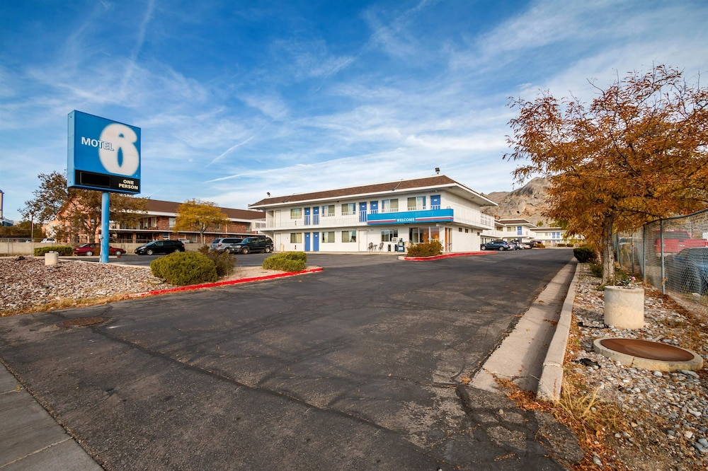 Featured Image, Motel 6 Wendover