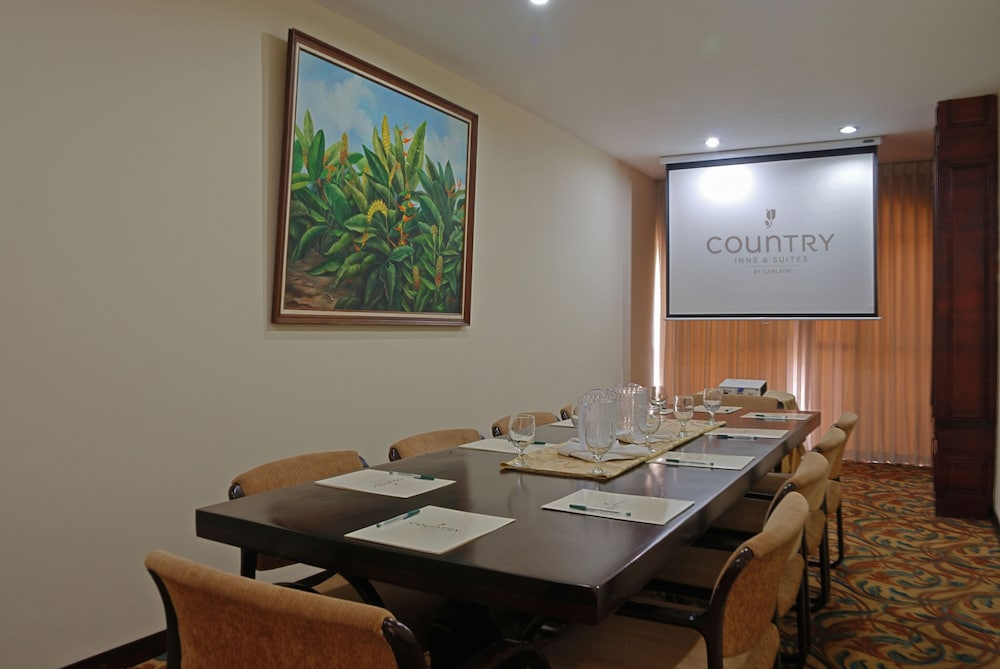Meeting Facility, Country Inn & Suites by Radisson, San Jose Aeropuerto, Costa Rica