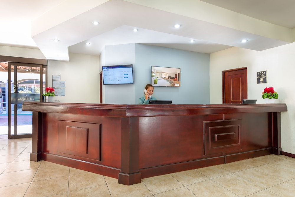 Reception, Country Inn & Suites by Radisson, San Jose Aeropuerto, Costa Rica