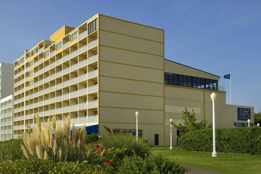 Four Points By Sheraton Virginia Beach Oceanfront 3 0 Out Of 5