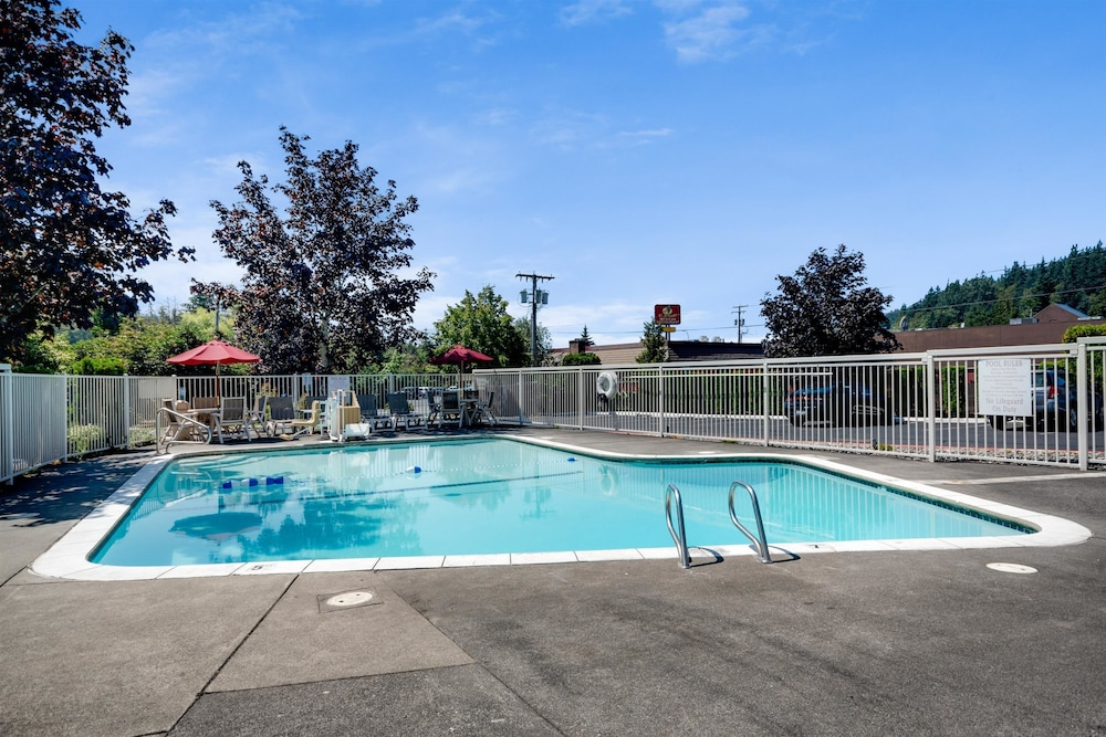 Motel 6 Bellingham In Bellingham Hotel Rates Reviews On Orbitz