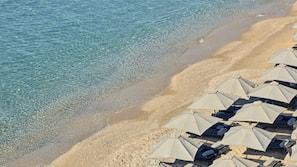 Plage, serviettes de plage
