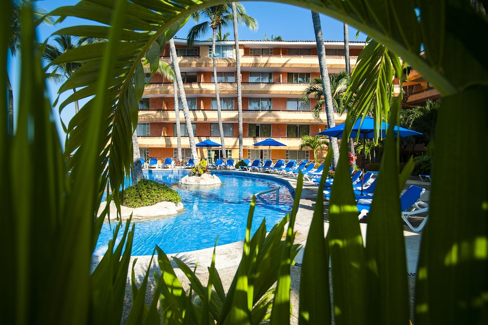 Outdoor Pool, Las Palmas by the Sea - All Inclusive