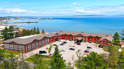 Great Place to stay Bridge Vista Beach - Hotel & Convention Center near Mackinaw City