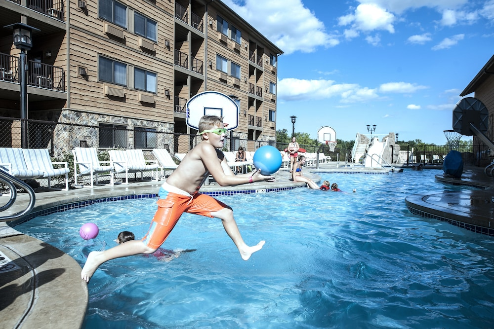 Water Park, Timber Ridge Lodge and Waterpark