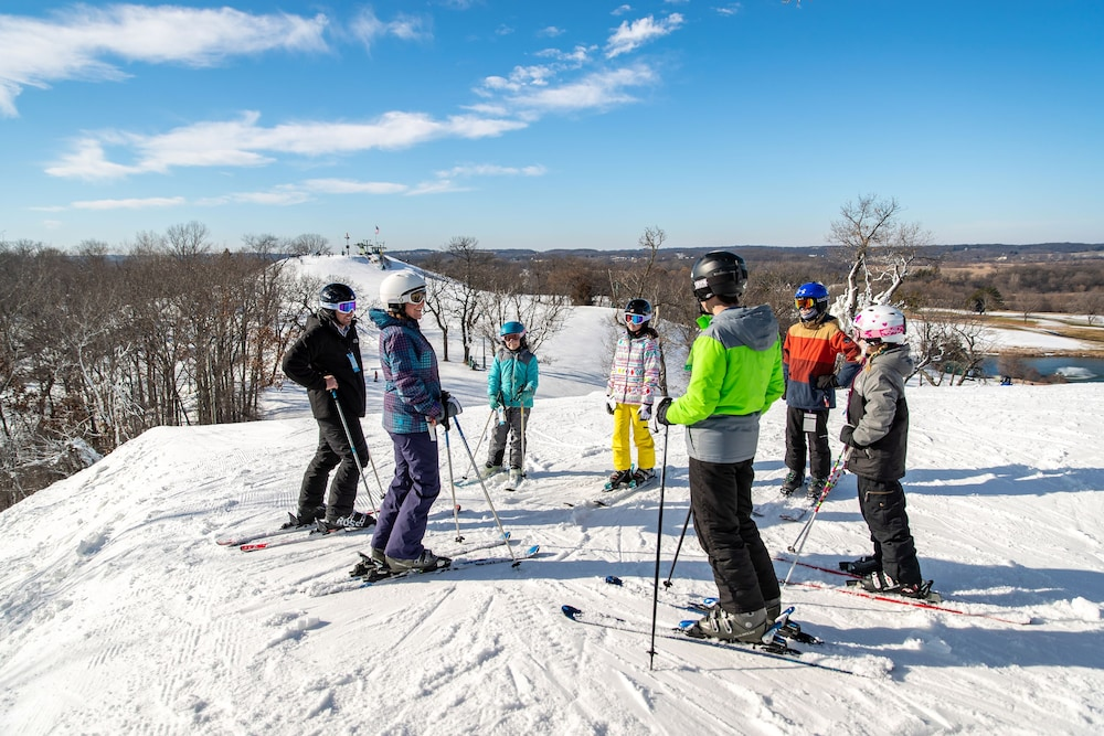 Snow and Ski Sports, Timber Ridge Lodge and Waterpark