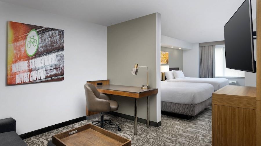 SpringHill Suites by Marriott Portland Hillsboro