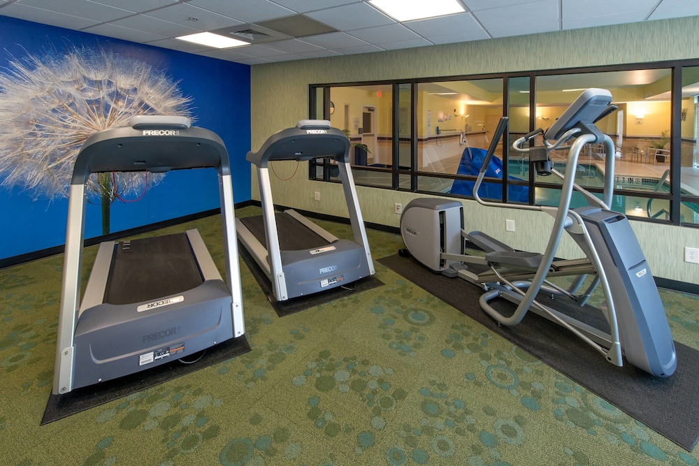 Fitness Facility, SpringHill Suites by Marriott Greensboro