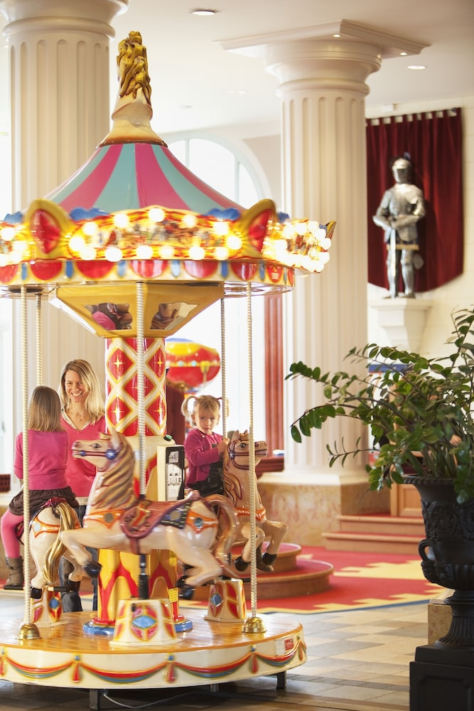 Children's Play Area - Indoor,  Dream Castle Hotel