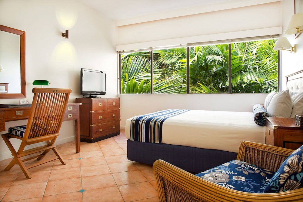 Coral sea resort deals reviews airlie beach aus wotif for Garden rooms reviews