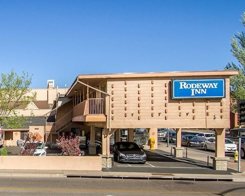 Check Expedia for Availability of Rodeway Inn Downtown