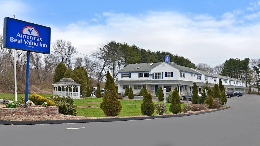 Americas Best Value Inn Stonington Mystic