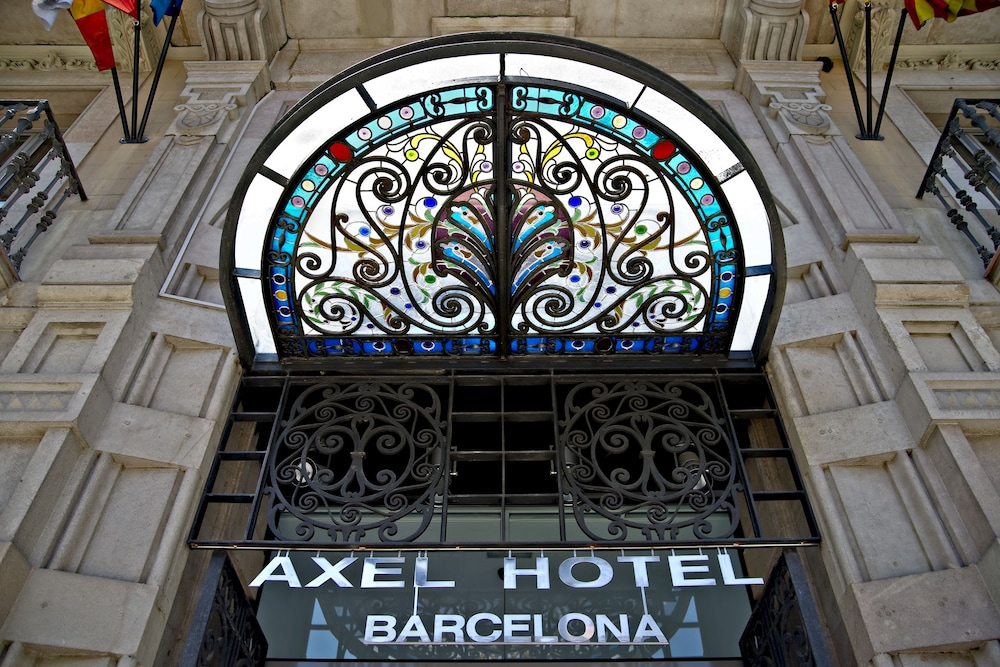 Property Entrance, Axel Hotel Barcelona & Urban Spa - Adults Only