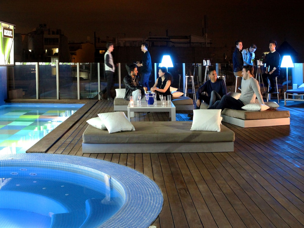 Rooftop Pool, Axel Hotel Barcelona & Urban Spa - Adults Only