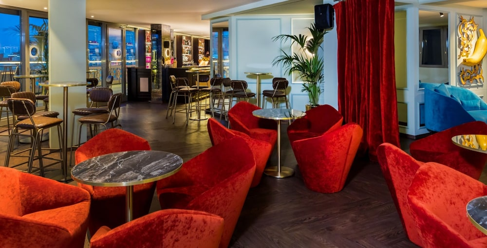 Bar, Axel Hotel Barcelona & Urban Spa - Adults Only