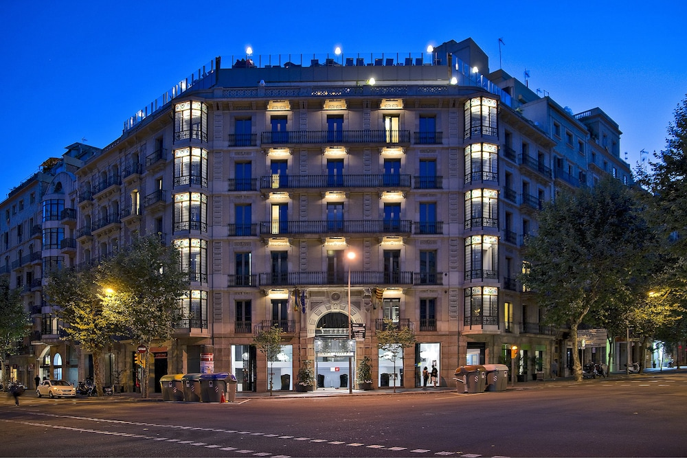 Front of Property, Axel Hotel Barcelona & Urban Spa - Adults Only