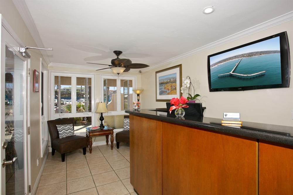 Ocean Beach Hotel San Go Ca 5080 Newport 92107
